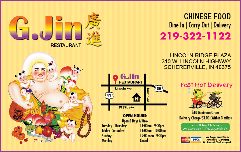 Lincoln Chinese Food
